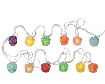 12 Lighted Gumdrop String