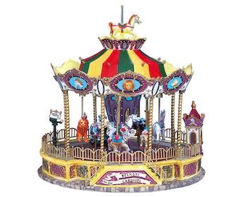 Belmont Carousel