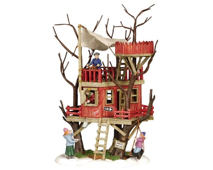 Adults Keep Out Treehouse