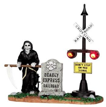 Grim Railway Switchman