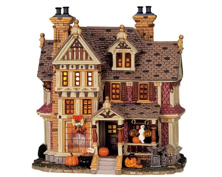 Trick Or Treaters' Haven