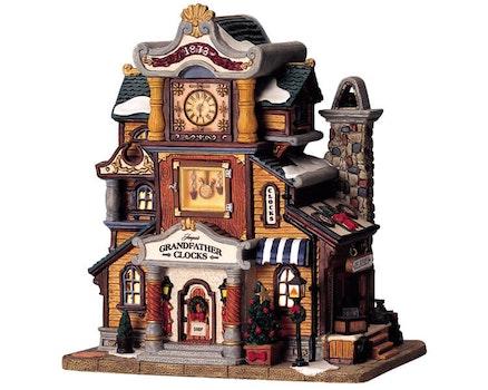 Jacque's Grandfather Clocks