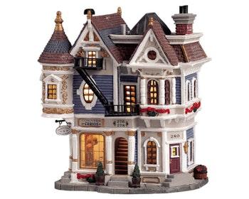 Row House Apartment/Curio Shop