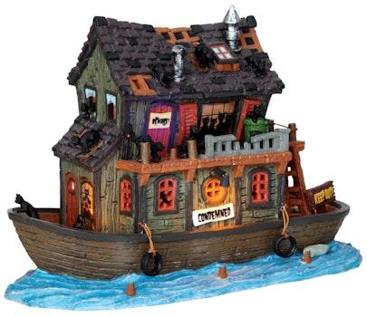 Haunted Houseboat