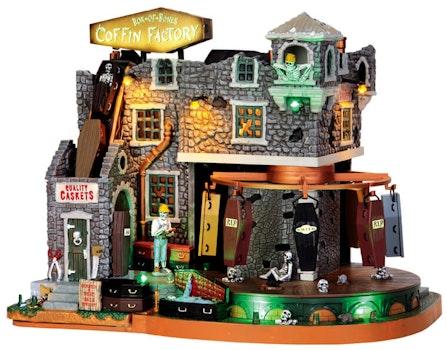 Box-Of-Bones Coffin Factory