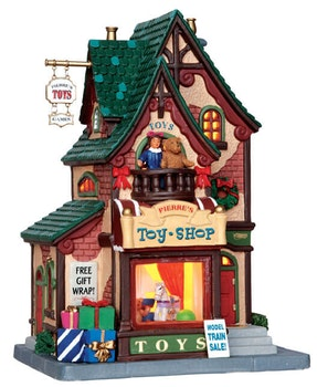 Pierre's Toy Shop