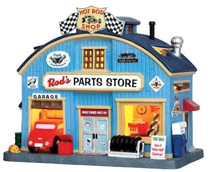 Rod's Parts Store