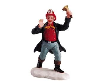 Bell Ringing Fireman