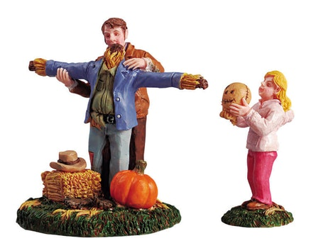 Making A Scarecrow
