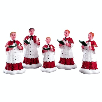 The Choir, Set Of 5