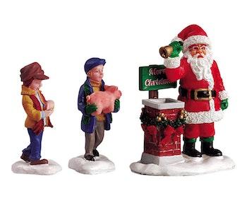 Donation Santa