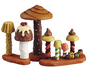 Mushroom Goodies