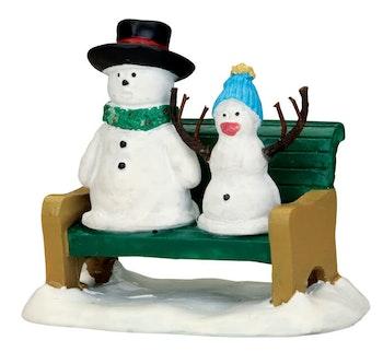 Snowdad & Snowbaby