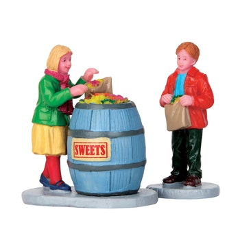 Candy Hunters, Set Of 2