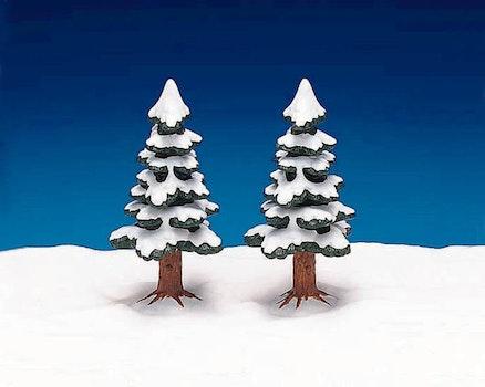 8 Porcelain Pine Tree