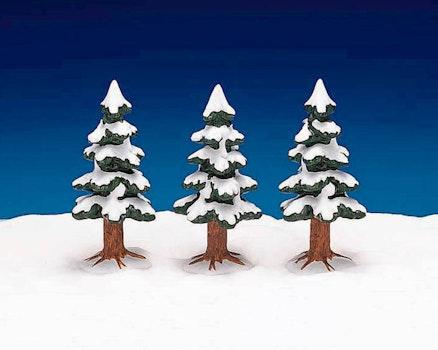 7 Porcelain Pine Tree