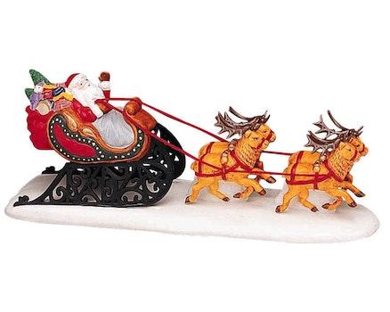 Santa's Sleigh Bound