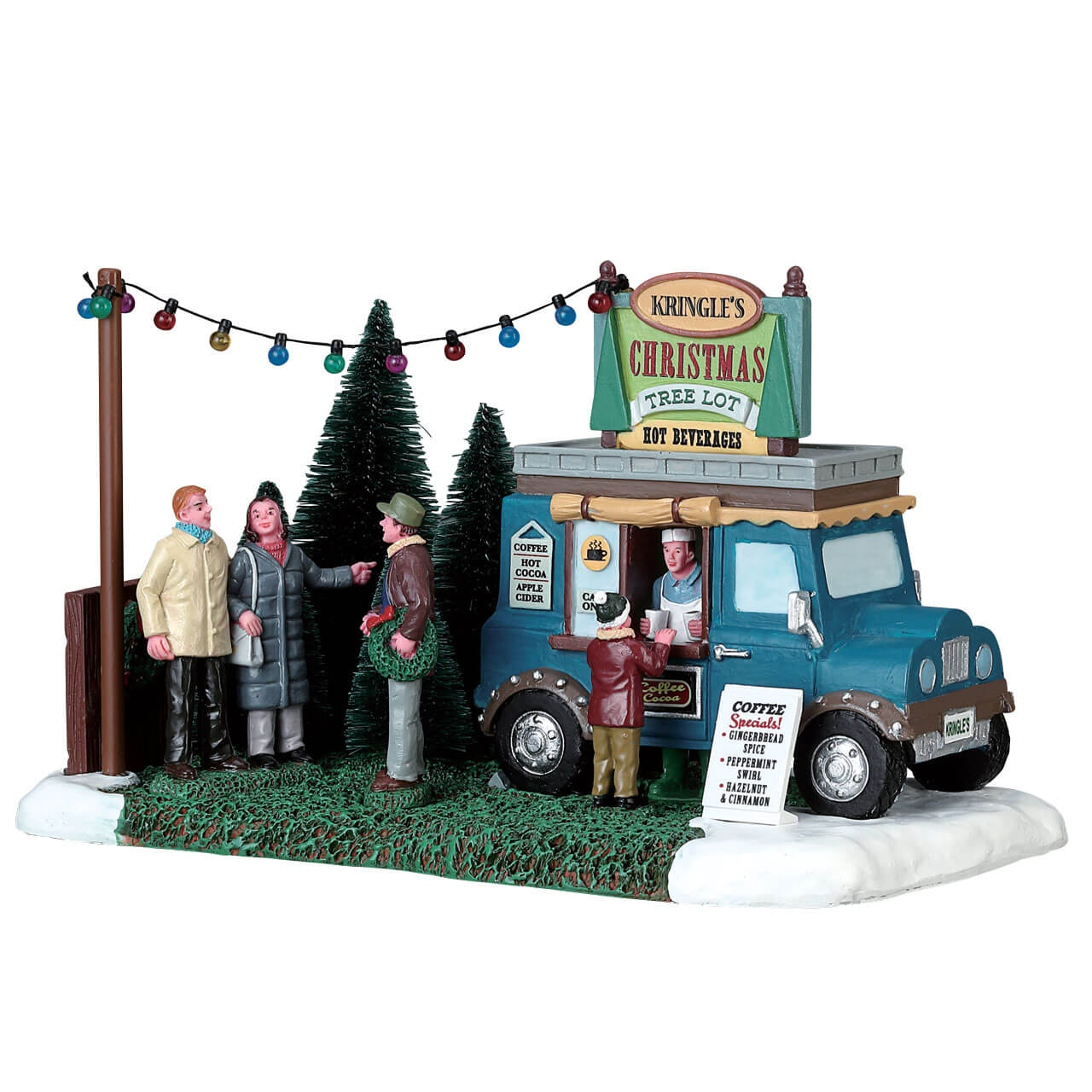Kringles For Christmas.Kringle S Christmas Tree Lot