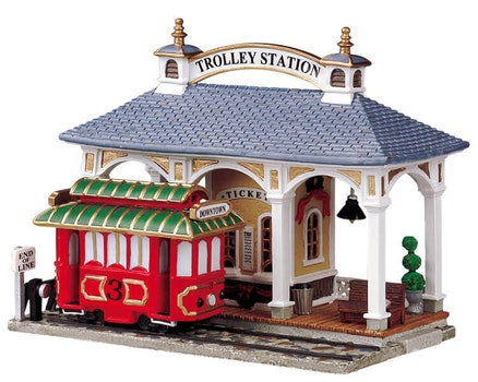 Line's End Trolley Station