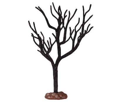 Black Crystal Tree Large