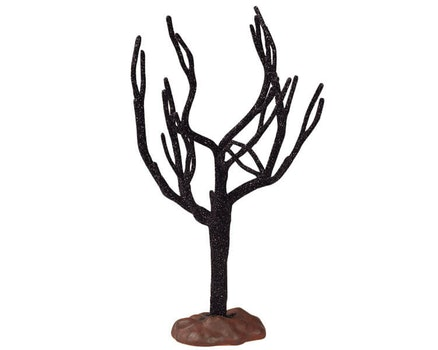 Black Crystal Tree Medium