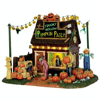 Spooky Hollow Pumpkin Patch