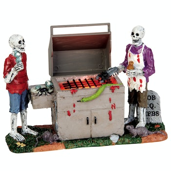 Gory Grillin