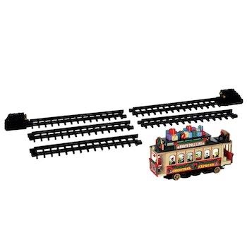 Santa's Cable Car