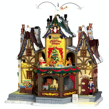 Holiday Hamlet Christmas Shoppe