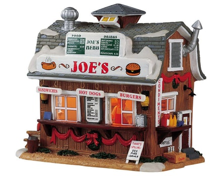 Joe's Burger & Hot Dog Stand