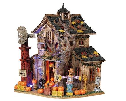 Creepy Barn