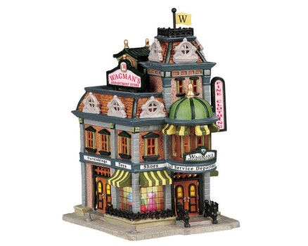 Wagman's Dept. Store