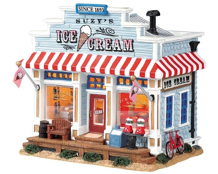 Suzy's Ice Cream Shop