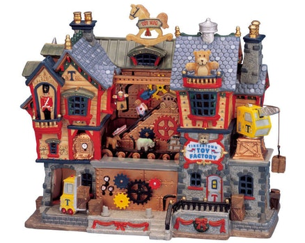 Tinkertown Toy Factory