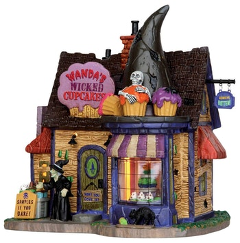 Wanda's Wicked Cupcakes