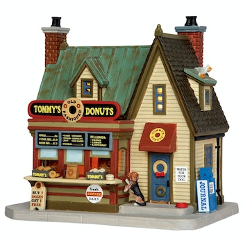 Tommy's Donuts
