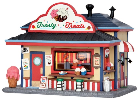 Frosty Floats-N-Sundaes