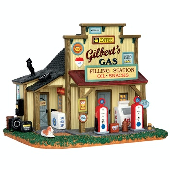 Gilbert's Gasoline Station