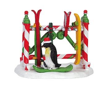 North Pole Ski Rack