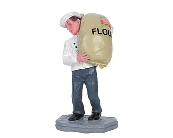 Carrying Flour