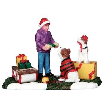 Santa's Pets