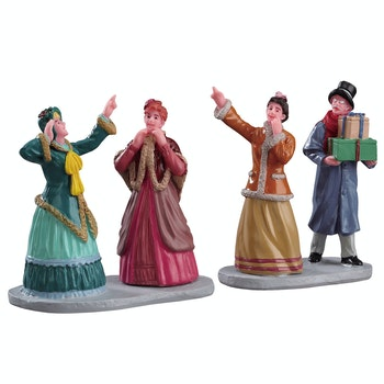Window Shoppers, Set Of 2