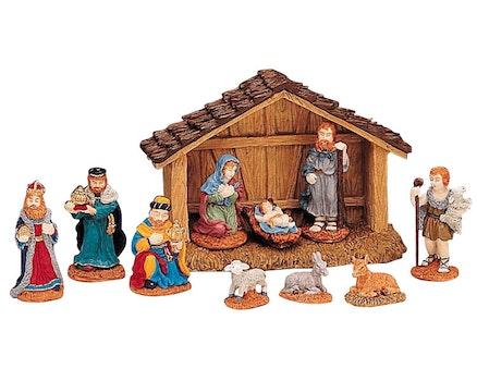 Nativity Set Of 11
