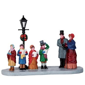 Street Lamp Serenade