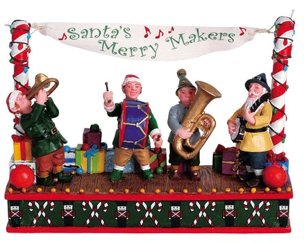 Santa's Merry Makers