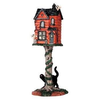 Haunted Birdhouse