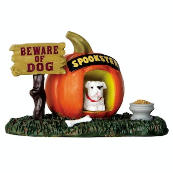 Pumpkin Doghouse