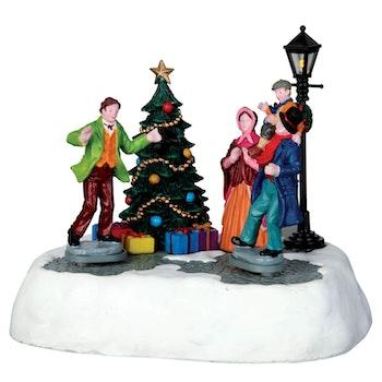 Happy Christmas, Mr. Scrooge