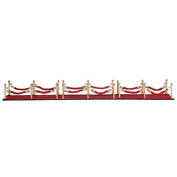 Red Carpet, Set Of 7