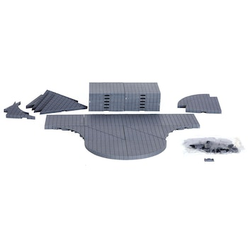 Plaza System (Grey, Variety) - 32 pcs